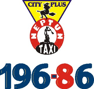 CITY PLUS TAXI LOGO